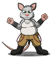 Perfect Possum by LordDominic