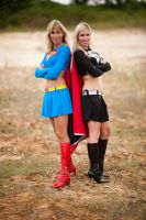 Supergirls II by bryanhumphrey