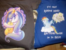 2 new shirts :3 by CKittyKat98