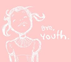 Bye youth by patamelie