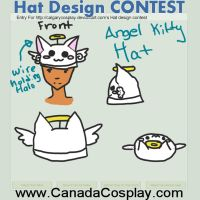 Hat contest Entry 2 by pinksterluck