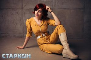 Starcon 2013 Promo April O'Neil by Haruhi-tyan