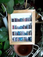 Mini Bookshelf in Picture Frame by kayanah