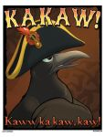 Animal Propaganda - Kaw by marymouse