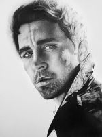 Lee Pace by SandraSaar