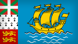 Saint Pierre and Miquelon by Xumarov