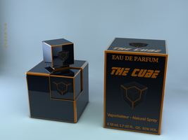 Cubo Final by The-Ronyn