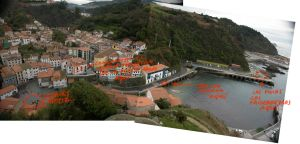Pano Cudillero by polpope