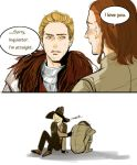 Cullen said that we should just be friends. by go-ma