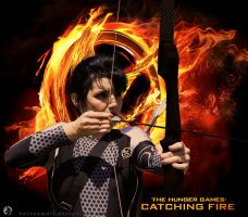 Hunger Games Catching Fire 1 by NetSeawolf