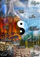 The Elements by MySoulBliss