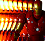 IRON MAN: Multiple Apparitions by leviathan218