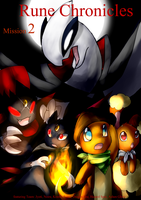 Chapter 2 Cover Art by StarLynxWish