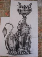 Cheshire Cat -finished- by animelover4400