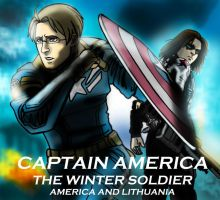 APH_Captain America and Winter Soldier_AmeLiet by EPH-SAN1634