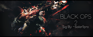 Black Ops 2 Signature by Solar11pro