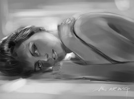daily sketch  3368 by nosoart