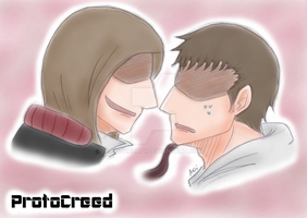 ProtoCreed - Alex and Desmond by HotaruAoi