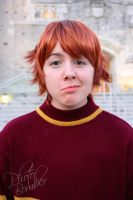 Ron Weasley by Photobomber