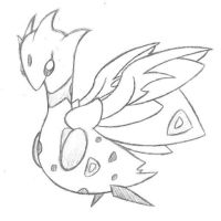 Togebliss, a FakeMon by KougaWolf