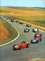 1959 French Grand Prix (First Lap) by F1-history