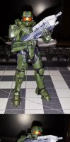 Sprukits Master Chief by GeneralMechanics