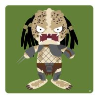 predator by striffle