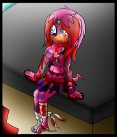 .:Kathy: I don't need help:. by Kathy-the-echidna