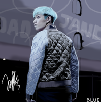 T.O.P Blue by JandeeYeexin