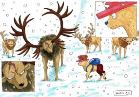 Dr.Chopper and his former herd by heivais