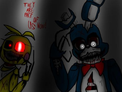 They're Part of us now. by DerpProductions19239