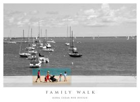 Family Walk by cezars