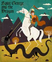 Saint George by Echoes83
