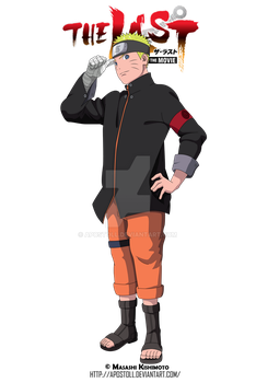 Naruto The Last by Apostoll