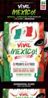 Viva Mexico Mexican Independence | Flyer + FB by LouisTwelve-Design