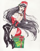 All I Want for X-Mas...'07 by DangerFaerie