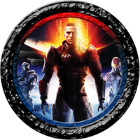 mass effect dock icon by WarrioTOX