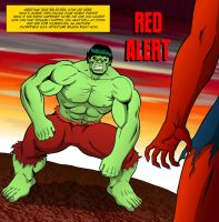 Red Alert by MikeMcelwee