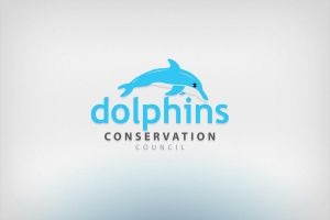 Dolphins conservation logo by Lemongraphic