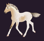 1310 Foal Design by Cloudrunner64