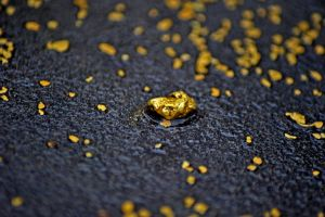 Gold Nugget, Alaska by fourthwall