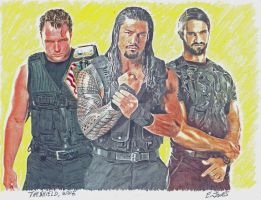 Believe in The Shield by eazy101