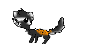 you will neva be as good as marble polecat by Prettiest-kittie