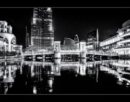 Dubai at Night 4 by calimer00