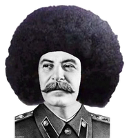 Afrostalin by Hg-rising