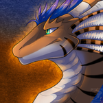 Icon Comish - The Glow of Dawn by TwilightSaint