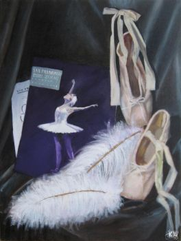 At the Ballet by otohime-san