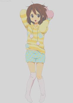 K-ON (click to see the gif) by MaronJeanne