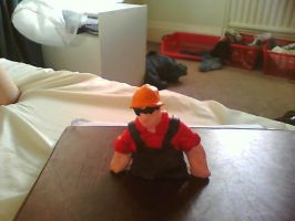 ENGIE IN CLAY by TrickyIngredients