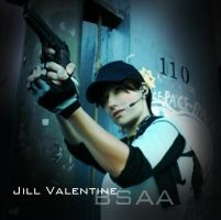 Jill Valentine BSAA by FairyScarlet